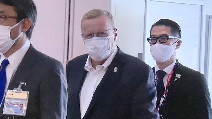 Wakil Ketua IOC John Coats Tiba di Jepang, Mulai Periksa Persiapan Olimpiade