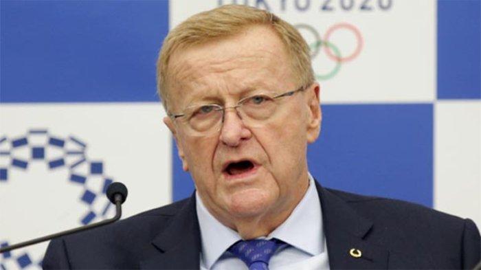 John Coates dari IOC Kunjungi Tokyo Jepang 15 Juni 2021