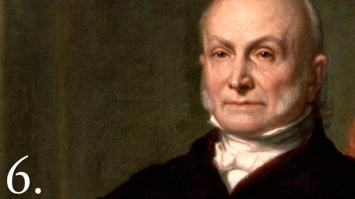 John Quincy Adams, presiden ke-6 AS