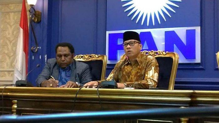 Kata Waketum PAN setelah Diundang Presiden Jokowi ke Istana: Belum Ada Pembicaraan Koalisi