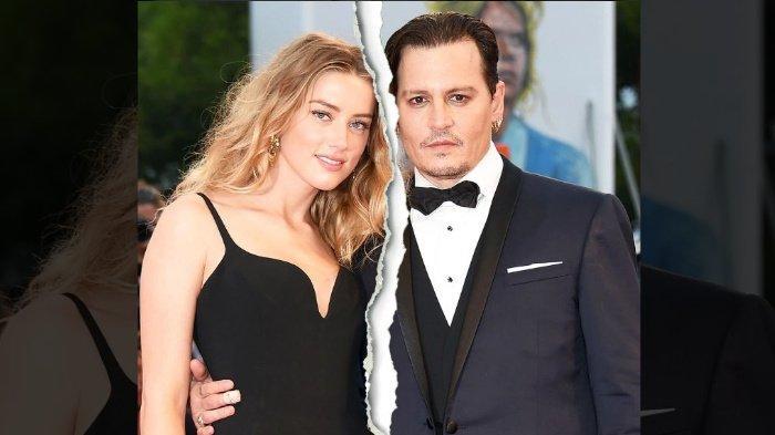 Perjalanan Panjang Hubungan Johnny Depp Dan Amber Heard Dari Awal Bertemu Hingga Kasus Kdrt Tribunnews Com Mobile