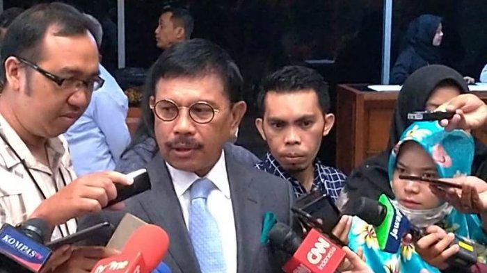 Johnny G Plate dan Luhut Gelar Open House Natal, Prabowo, Budi Karya, hingga Mahfud MD Hadir