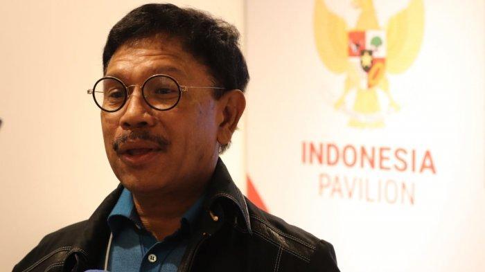Menteri Komunikasi dan Informatika, Johnny G Plate