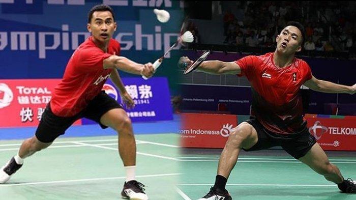 Jadwal Lengkap Perempatfinal Japan Open 2019 Hari Ini: 8 Wakil Indonesia Berlaga