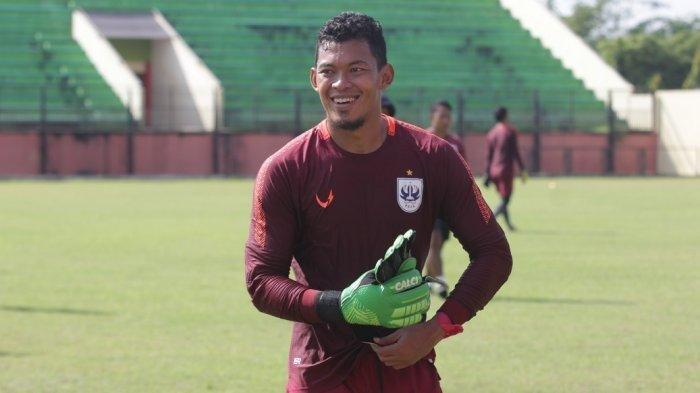 Penjaga gawang PSIS Semarang Sambut Turnamen Pramusim Jelang Digulirnya Liga 1