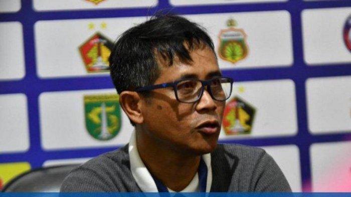 Jelang Gelar Latihan Perdana, Pelatih Persik Kediri Sebut Pemain Belum Bisa Komplit