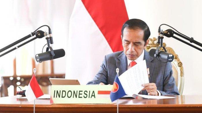 Jokowi Dorong Penguatan Kemitraan ASEAN-Selandia Baru di Bidang Iklim dan Perikanan