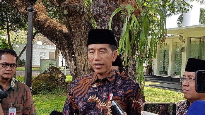 Presiden Jokowi mengucapkan belasungkawa atas meninggalnya dua mahasiswa Universitas Halu Oleo (UHO) yakni Randy (21) dan Muhammad Yusuf Kardawi (19)