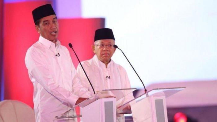 Transkip Lengkap Visi Misi Jokowi yang Bertajuk 'Indonesia Maju' di Debat Perdana Pilpres 2019
