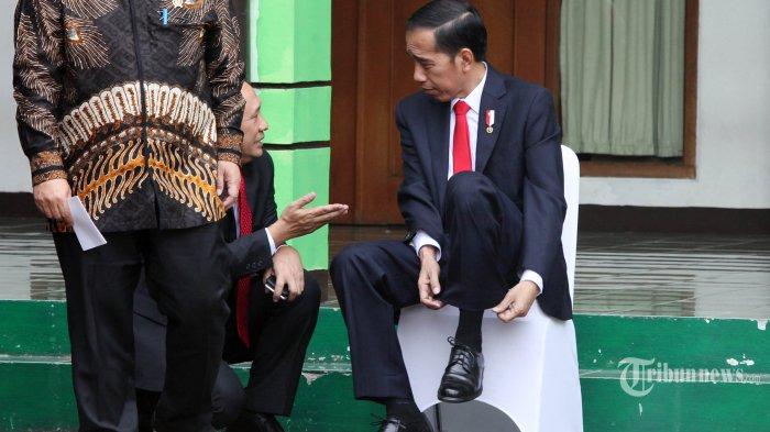 Jokowi: Saya Dulu Orang Gak Punya, Bukan Mustahil Anak Anda Juga Kelak Bisa Jadi Presiden