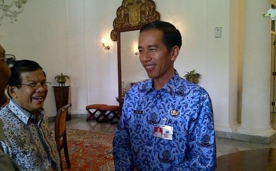 Jokowi: Peminat Rumah Rp 200 Jutaan Cukup Besar