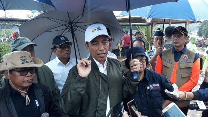 Jokowi Minta Warga Natuna Berbesar Hati: ''238 WNI Itu Saudara Kita''