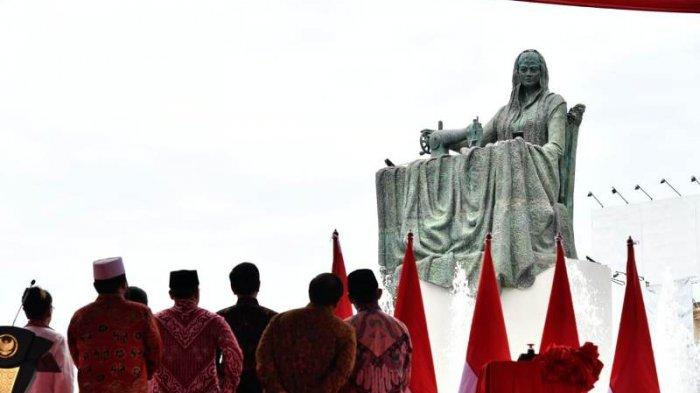 Jokowi Resmikan Monumen Fatmawati: Penanda Bukti Rasa Hormat Kita