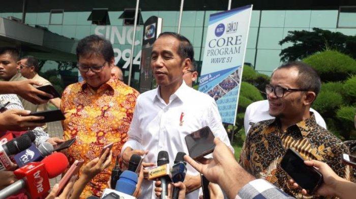 Jokowi Bilang Sabar Tanggapi Ancaman Kepala Bakal Dipenggal, TKN: Harus Diberi Pelajaran!