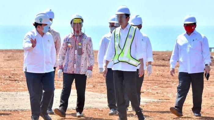 Presiden akan Back Up Investor yang Kesulitan Investasi di Indonesia
