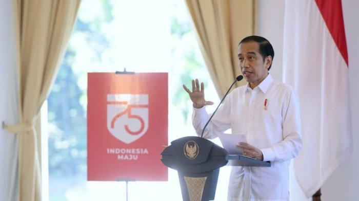Jokowi Terbitkan Inpres Atur Sanksi Pelanggar Protokol Kesehatan Terkait Covid-19