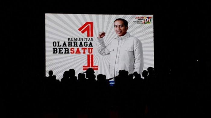 Indonesia di Asian Games 2018 Tingkatkan Prestasi dan Tahun Ini Indonesia Berprestasi kata Jokowi