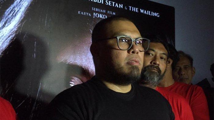 Joko Anwar saat ditemui di Plaza Senayan Jakarta Selatan, Senin (16/9/2019).