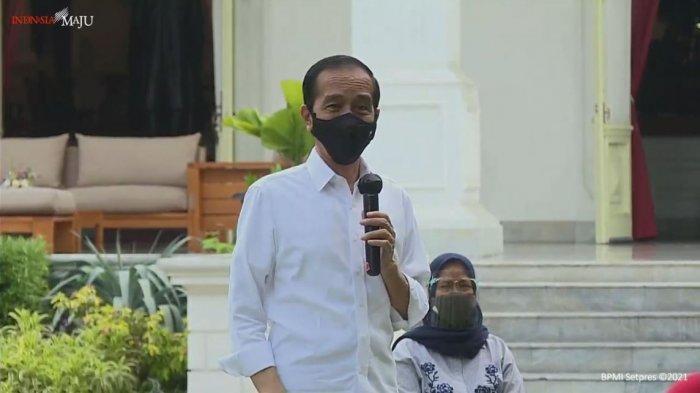 Live Streaming Detik Detik Jokowi Disuntik Vaksin Covid 19 Sinovac Hari Ini Pukul 10 00 Wib Tribunnews Com Mobile