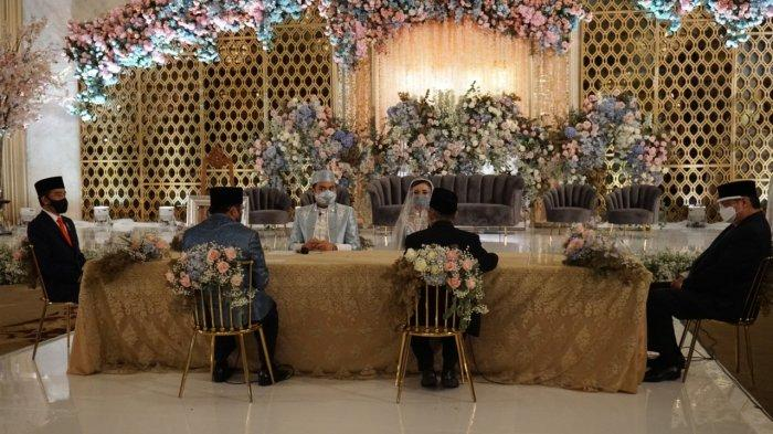 Tak Hanya Atta dan Aurel, Presiden Jokowi Juga Jadi Saksi Nikah Putri Politisi Golkar Asal Riau Ini