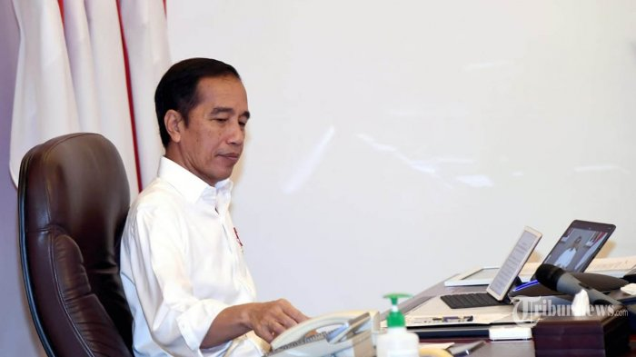 Jokowi Minta Korban PHK dan Pekerja yang Dirumahkan Diberi Prioritas Dapatkan Kartu Prakerja