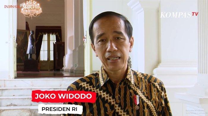 Jokowi Angkat Bicara Soal Penangkapan Edhy Prabowo oleh KPK: Kita Hormati Proses Hukumnya