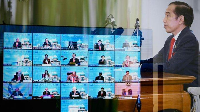 Presiden Jokowi Ikuti KTT G20, Hari Kedua Bahas Pengentasan Kemiskinan Hingga Ekonomi Digital