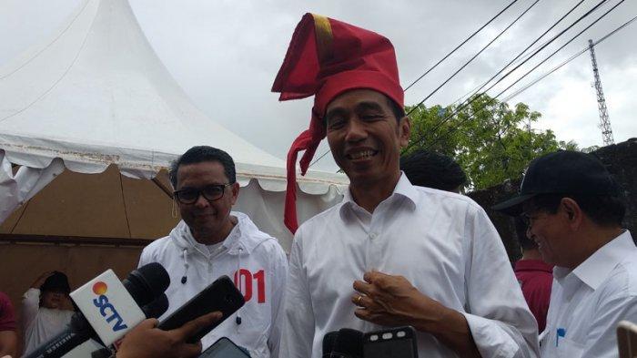 Jokowi: Jangan Remehkan TNI Kita