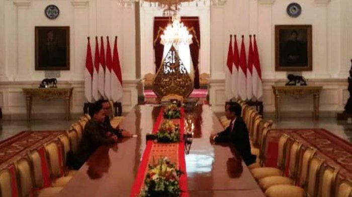 Undang Lifter Eko Yuli ke Istana, Jokowi Belum Mau Bahas soal Bonus