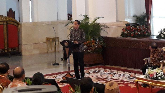 Tekan Stunting, Jokowi Minta Sekolah Berikan Susu, Telor dan Kacang Hijau ke Anak-anak