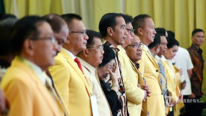 Nurdin Halid: Bambang Soesatyo Mundur demi Hindari Perpecahan Golkar