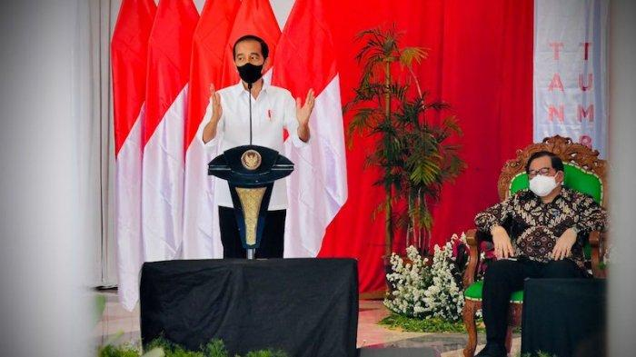 Jokowi Akui Diingatkan Timnya Lonjakan Covid-19 Bisa Melebihi India Bila Tidak Dihentikan