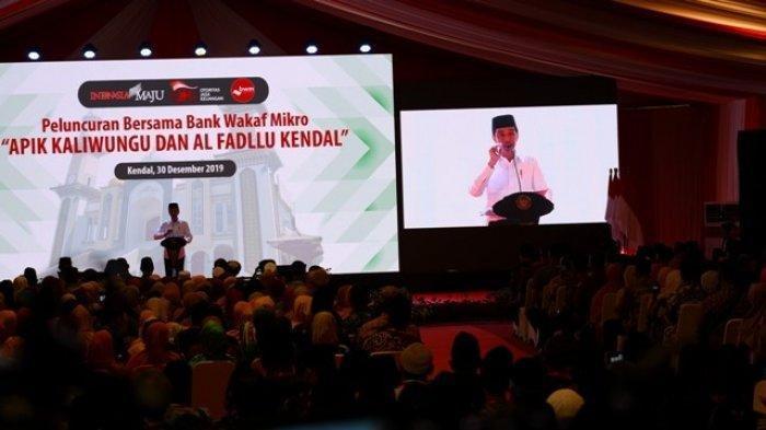 2 Bank Wakaf Mikro Diresmikan di Kendal untuk Dorong Geliat Perekonomian Sekitar Pondok Pesantren