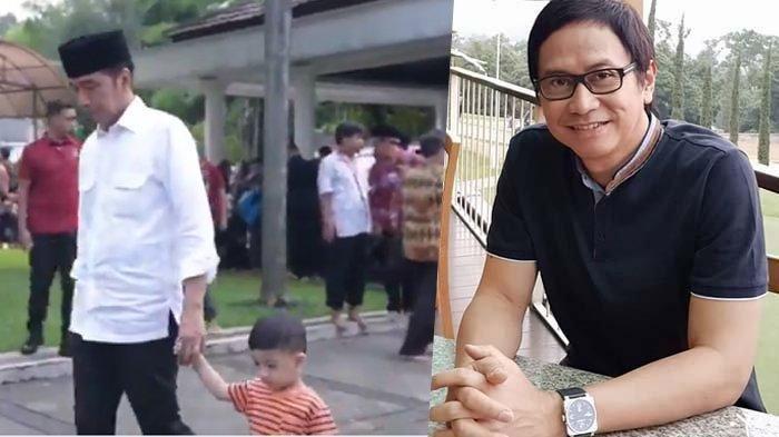 Addie MS Bicara Soal Masa Jabatan Presiden: Hati Kecil Ingin Jokowi 3 Periode, Tapi . . .