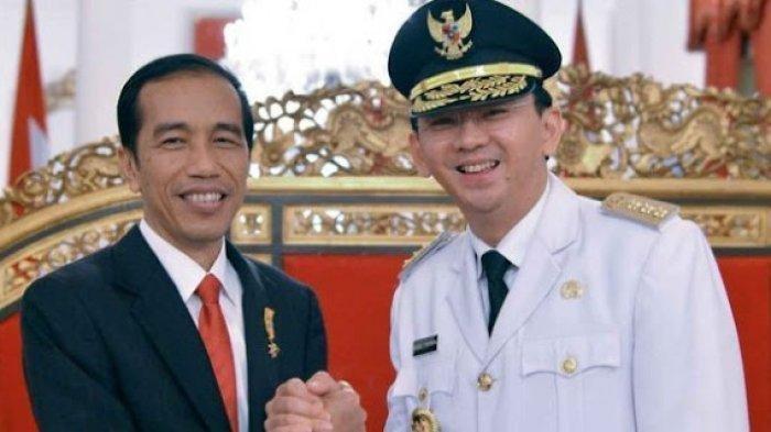 Jokowi dan Ahok BTP