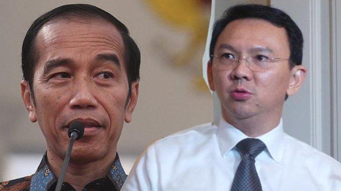 Sosoknya Dicari Presiden Jokowi Saat Imlek, Ahok: Enggak Mungkin Pergi, Kamis Hari Kerja Jam 9