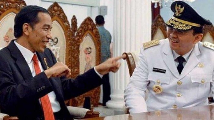 Jokowi Tanggapi Isu Ahok dan Antasari Azhari Jadi Dewan Pengawas KPK, Begini Katanya