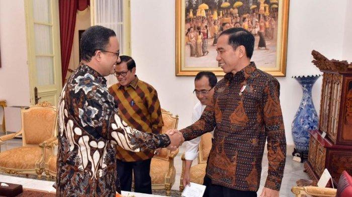 Tingkat Kepuasan Kerja Jokowi dan Elektabilitas Anies Baswedan dalam Survei Suara Anak Muda