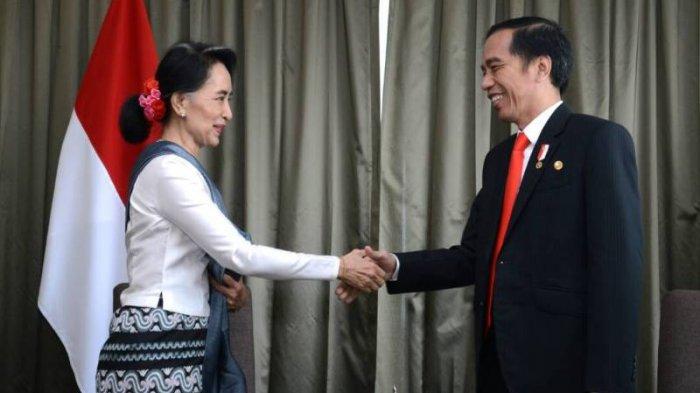 Perjalanan Politik Aung San Suu Kyi, Tokoh yang Ditahan Militer Myanmar