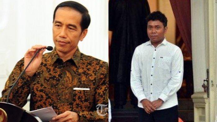 Heboh Cuitan 'Kubu Sebelah' Stafsus Presiden Billy Mambrasar, Jokowi: Anak Muda, Terlalu Semangat