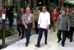 Jokowi Minta Warga Indonesia Tetap Tenang