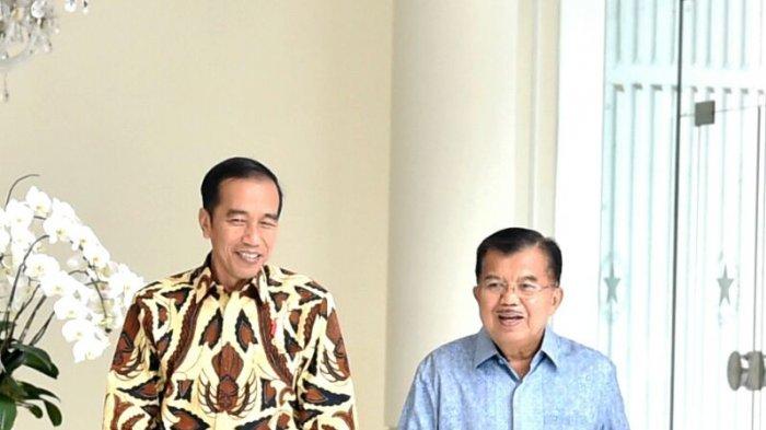 Jusuf Kalla: Pak Jokowi Paling Bersih dari Nepotisme dan Tidak Otoriter