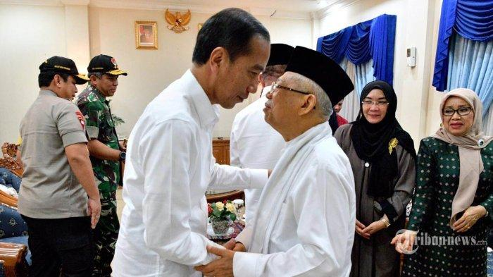 Tiga Faktor yang Membuat Jokowi akan Reshuffle Kabinet Pekan Ini, Kata Ali Ngabalin