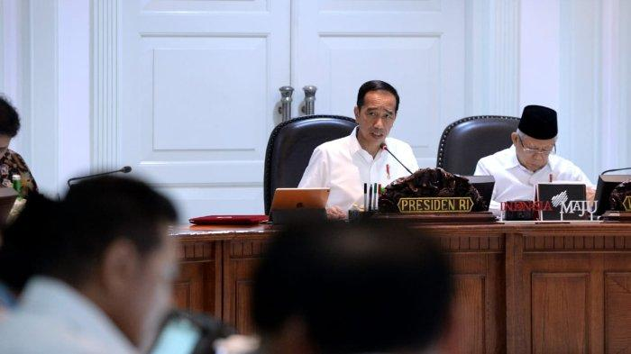 Jokowi Bantah UU KPK Hasil Revisi Hambat Kinerja Lembaga Antirasuah