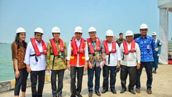 Ditinjau Jokowi, Pelabuhan Patimban Tahap I Ditargetkan Rampung Juni 2020