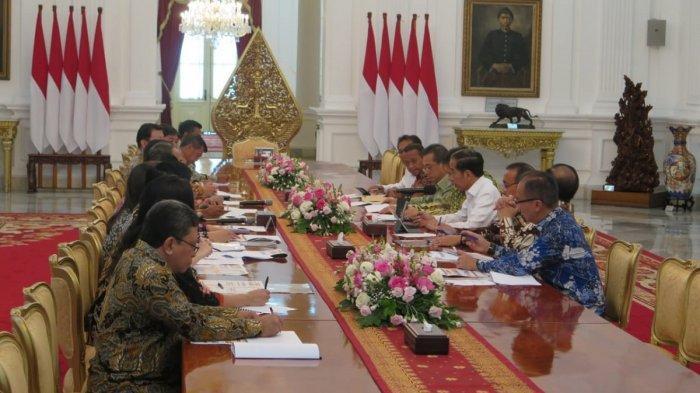 Jokowi Minta Pengusaha Tekstil Genjot Ekspor