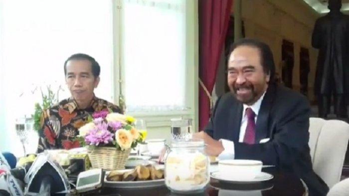 Surya Paloh Minta Jokowi Fokus Tangani Pandemi, Tak Perlu Tambah Anggaran Belanja