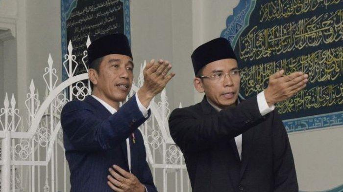 Demokrat Tidak Akan Mempermasalahkan Jika TGB Duet Bareng Jokowi dalam Pilpres 2019
