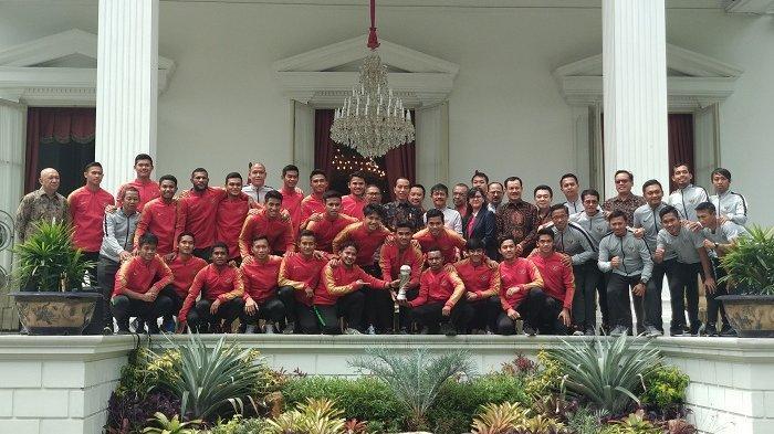 Jokowi Beri Bonus untuk Timnas U-22 Indonesia, Ini Nominalnya