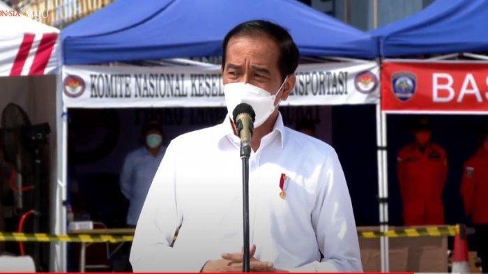 Presiden Jokowi: Keselamatan Adalah yang Utama di Bidang Transportasi